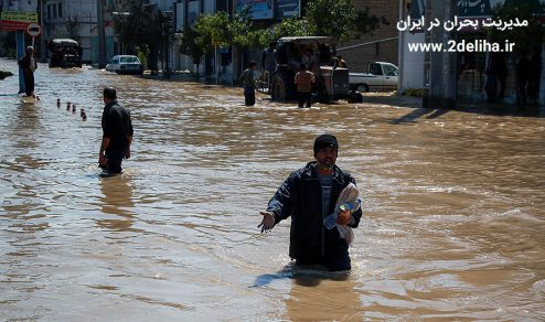 سیل گلستان و بحران مدیریت