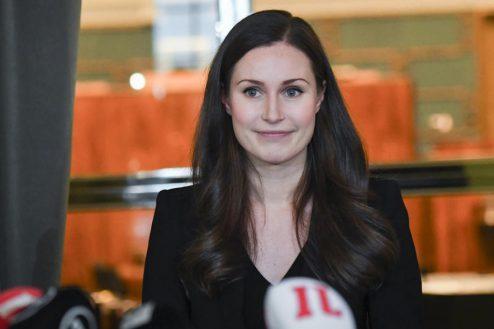 کاترین جاکوبسودوتیر نخست وزیر ایسلند