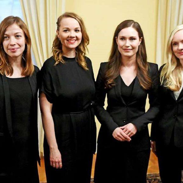 رهبران سیاسی زن جهان