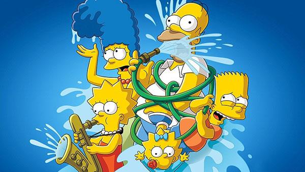 پیشگویی های سریال طنز سیمپسون ها