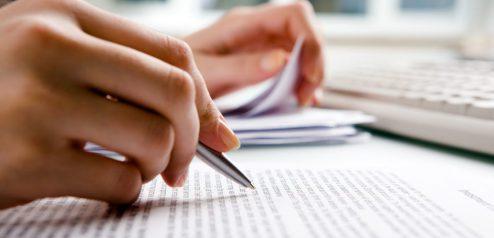 خلاصه نویسی و نوشتن